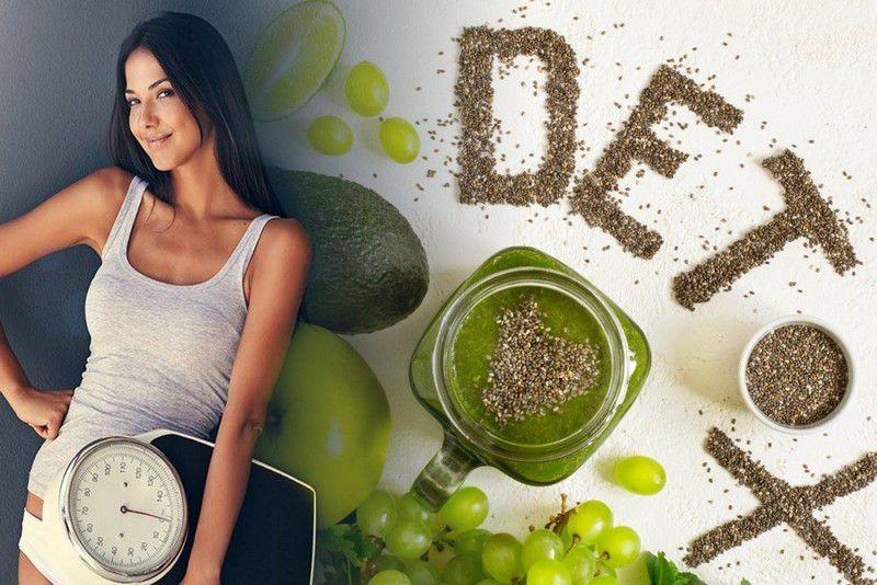 Пятидневная Детокс Диета. Как обменять лишние килограммы на здоровье с помощью детокс-диеты